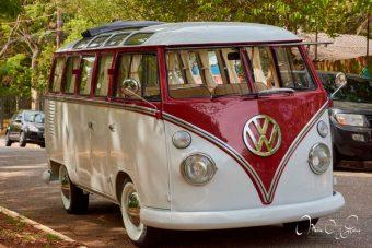 Restoration – T1 Bus Samba Deluxe Sunroof- Brazil 1975 – Ref. S001