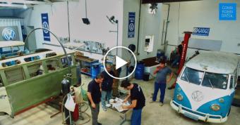 Time-lapse of the Combi Kombi Garage