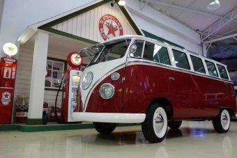 Restoration – T1 Bus Samba Deluxe Sunroof – Brazil 1975 – Ref. S003