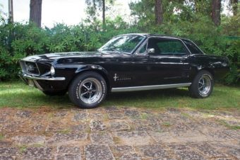 1967 Ford Mustang Hardtop – Ref. MFB002